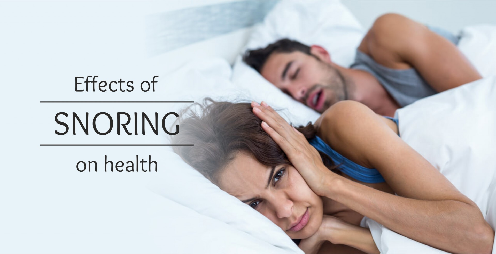 Effects of Snoring on Health