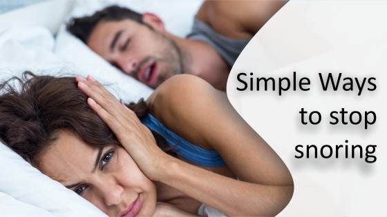 Simple Ways to stop snoring (1)