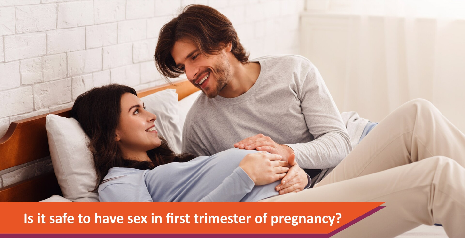 Is it safe to have sex in first trimester of pregnancy (1)