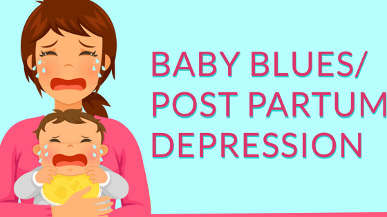 baby blues post partum depression